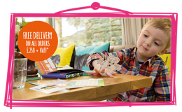 Big treats for little monsters this half term