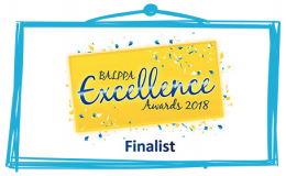 Finalists in the BALPPA Excellence Awards 2018