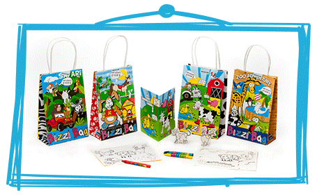 Eco Friendly Party Bags