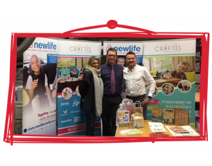 Crafti's partners with Newlife children's charity