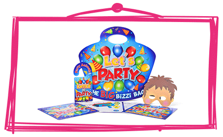 Children's Big Bizzi Party Bags