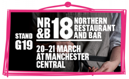 Visit Stand G19 at Northern Restaurant & Bar 2018