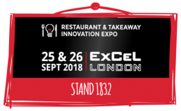 Restaurant Takeaway Innovation Expo 2018