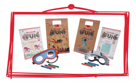 TGI Fridays launch new FSC Certified Kids Packs