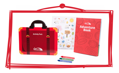 Children's Activity Amenity Kits