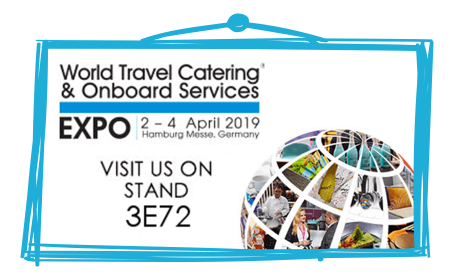 World Travel Catering & Onboard Services Expo in Hamburg