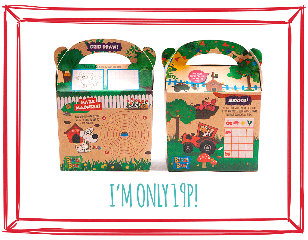 KRAFT MEAL BOXES - PET & FARM