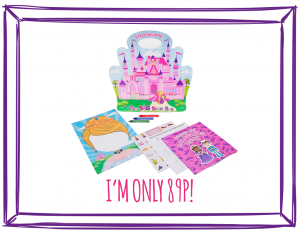 PRINCESS BIG BIZZI PARTY BAG