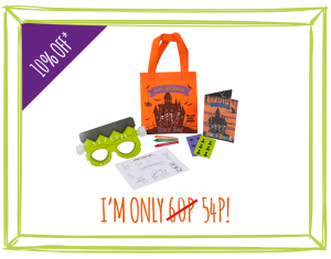 HALLOWEEN BIZZI ACTIVITY BAGS
