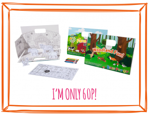 NEW! BIZZI POP UP ACTIVITY PACKS